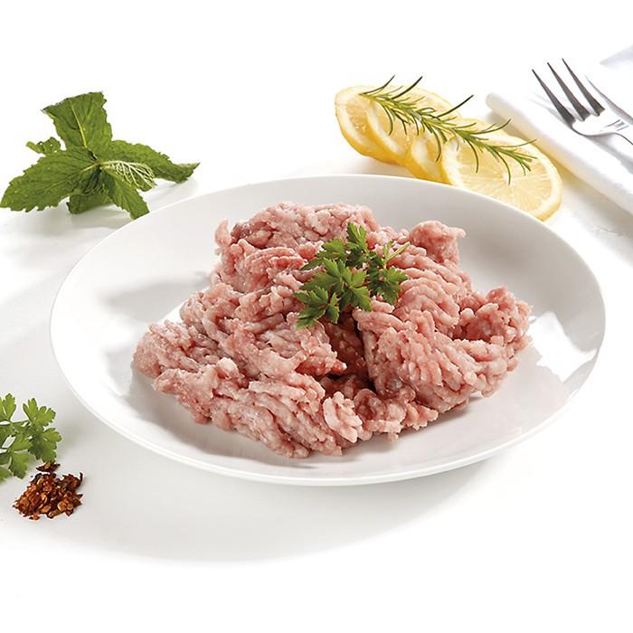 Carne Picada de Porco