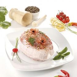 Roti Recheado com Chourição
