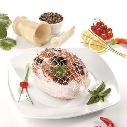 Roti Recheado com Frutos Secos