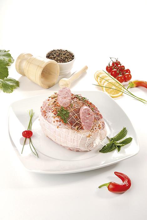 Roti Recheado com Salsicha
